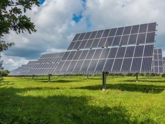Solar power plants in Lithuania